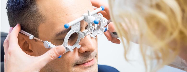 Brille Augenarzt Wien Anpassung