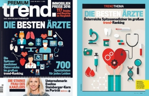 Trend - beste Augenärzte Österreichs