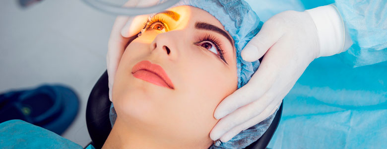 Ablauf Augenoperation